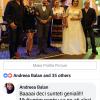 Aprecieri Andreea Balan - 15 septembrie 2018