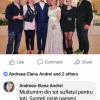 Aprecieri Andreea Elena Andrei - 20 octombrie 2018