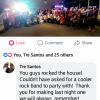 Aprecieri Tre Santos - 29 iulie 2018