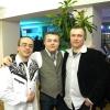 Liviu Raduca, Andrei Dusu si Alex Tomaselli